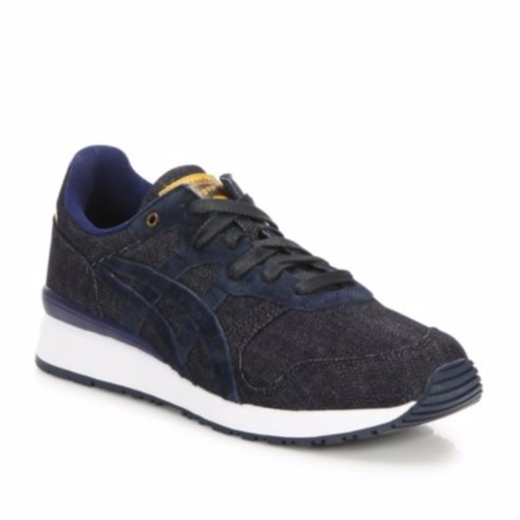 meet cdcfe 4283c Onitsuka Tiger Alliance Denim Sneakers Boutique